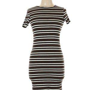 Striped Dress Size M